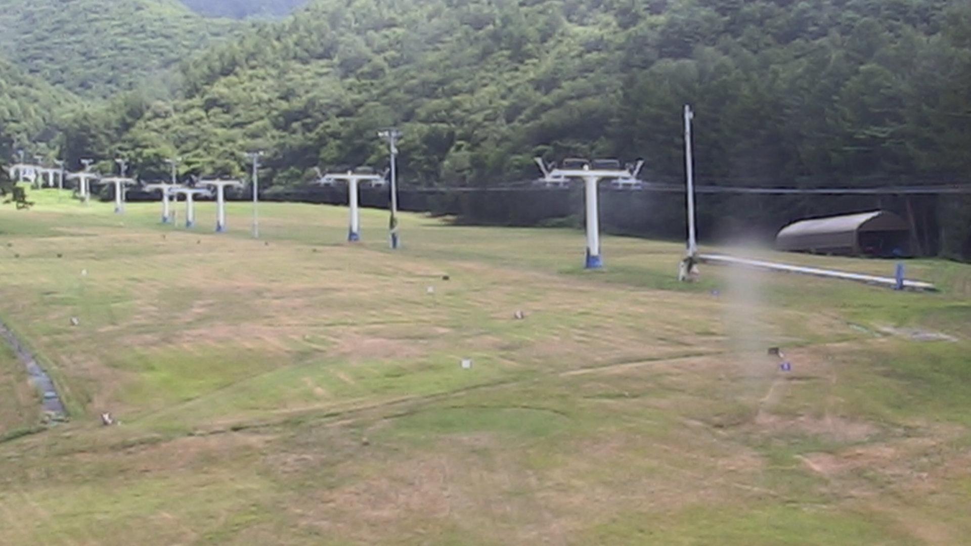 ライブカメラ(ゲレンデサイド)画像